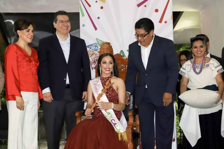 Inaugura Marco Mena la Feria De Tlaxcala 2018