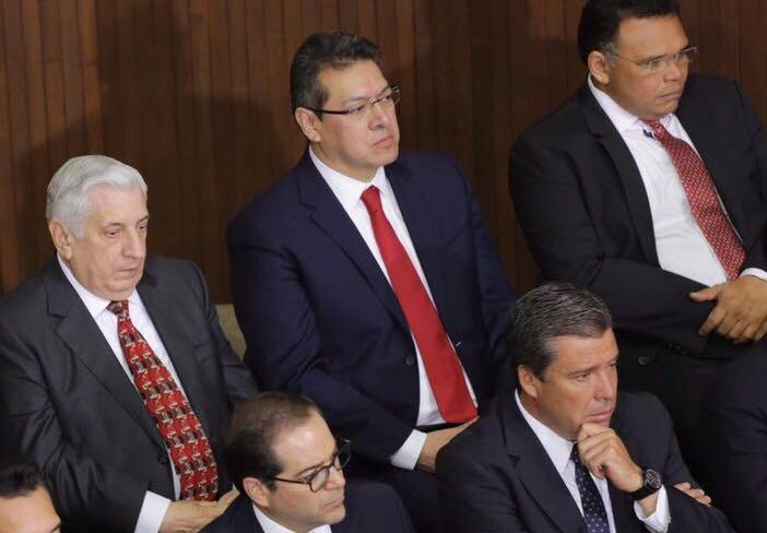 Marco Mena se suma al llamado de unidad del Presidente EPN