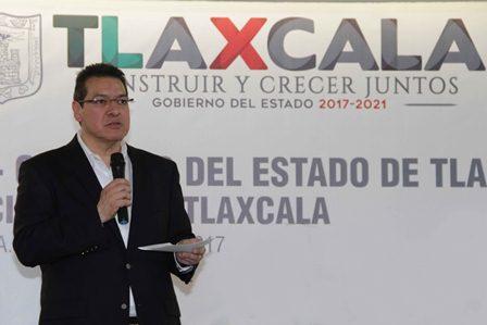 Gobierno, atento de lesionados en Ixtacuixtla: Marco Mena