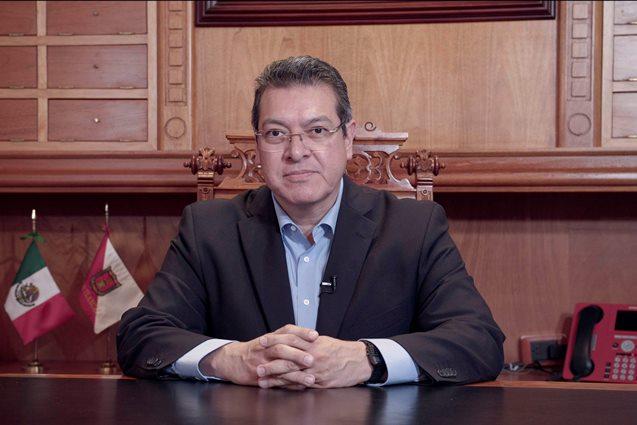 Reforzará Marco Mena medidas de contención ante emergencia sanitaria
