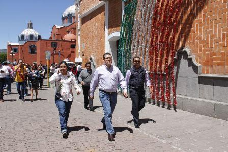 Sismo dejó daños materiales en edificios: Marco Mena