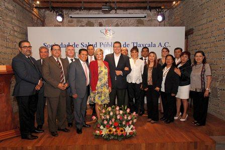 Gobierno comprometido con salud de tlaxcaltecas: Mena