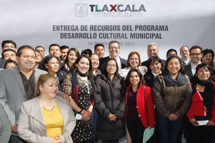 Respalda Gobierno del Estado talento de creadores tlaxcaltecas