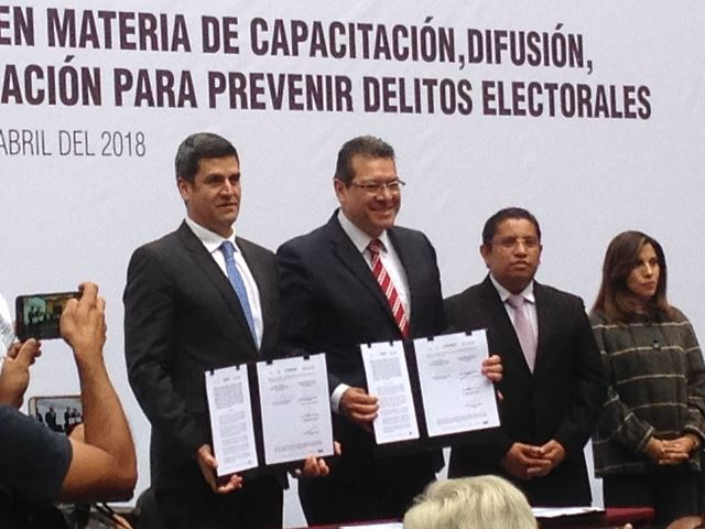 Dicen que buscarán prevenir delitos electorales en Tlaxcala