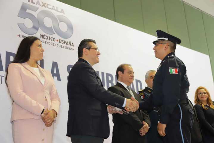 Incremento salarial a policías y ministerios públicos, anuncia Marco Mena