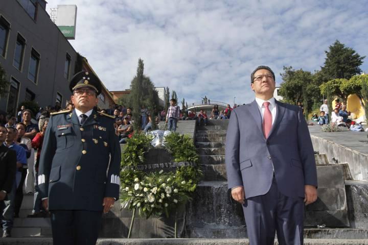 CELEBRA TLAXCALA ANIVERSARIO DE LA INDEPENDENCIA DE MÉXICO