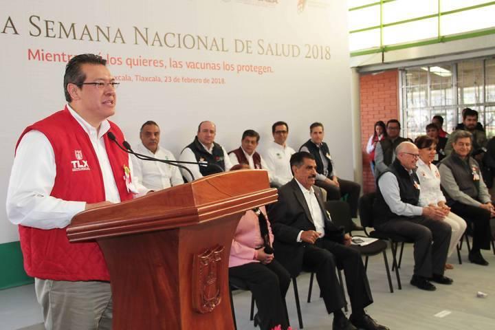 Clausuran José Narro y Marco Mena Primera Semana Nacional de Salud