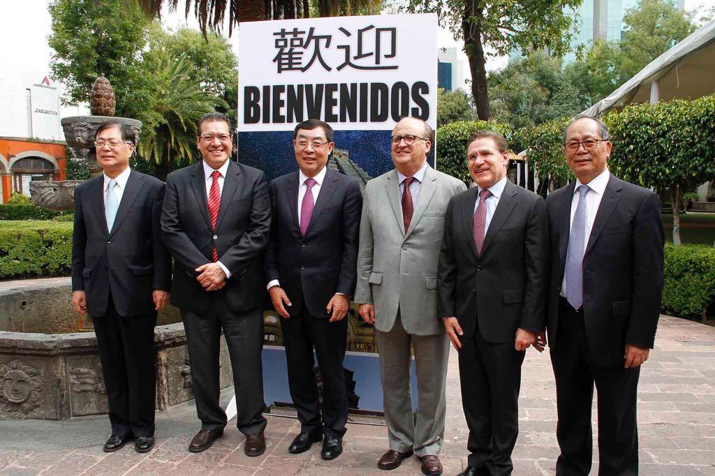 Tlaxcala fortalece relación con China: Marco Mena