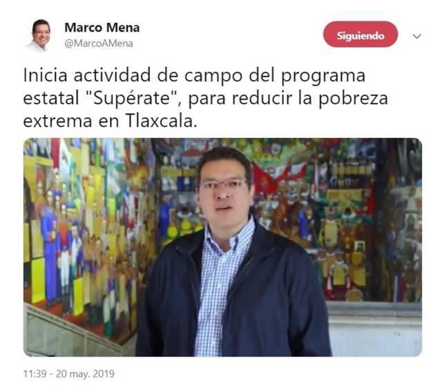 Anuncia Marco Mena inicio de actividades del programa Supérate