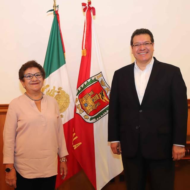 Fortalecen Marco Mena y Subsecretaría Federal la Educación Media Superior en Tlaxcala