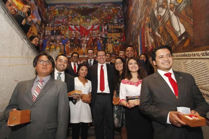 El talento de los jóvenes refleja lo que es Tlaxcala: Marco Mena
