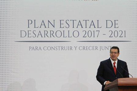 Plan de gobierno, preciso, posible y de resultados: Marco Mena