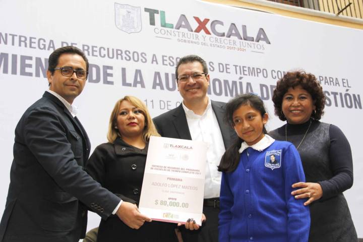 Trabajos de reparación no detienen educación en Tlaxcala: Marco Mena