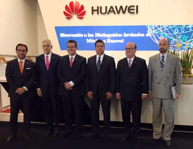 Establece Marco Mena oportunidades tecnológicas y de negocios en China