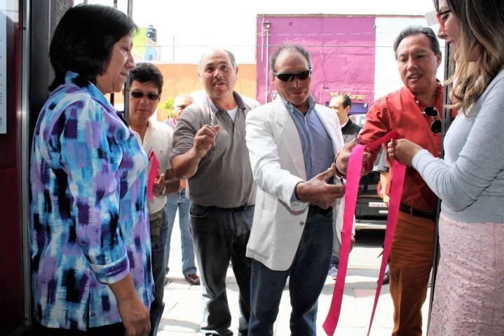 Inauguran módulo fijo del INE en Huamantla