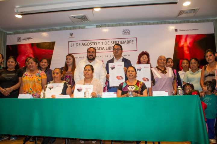 Presenta Xicohtzinco Feria del Molote 2019