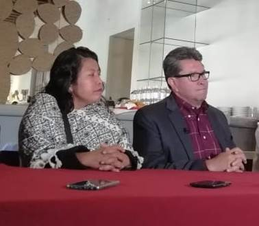Ricardo Monreal pide a diputados locales bajarse el sueldo