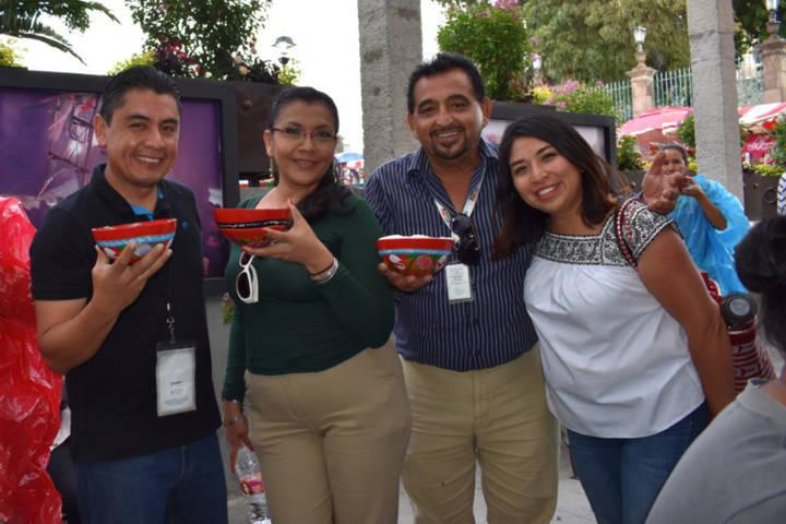 Oaxaca invitado a la 2da Feria del Cacao Zacatelco