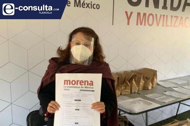 Claudia Pérez buscará reelegirse nuevamente como Diputada Federal por Morena