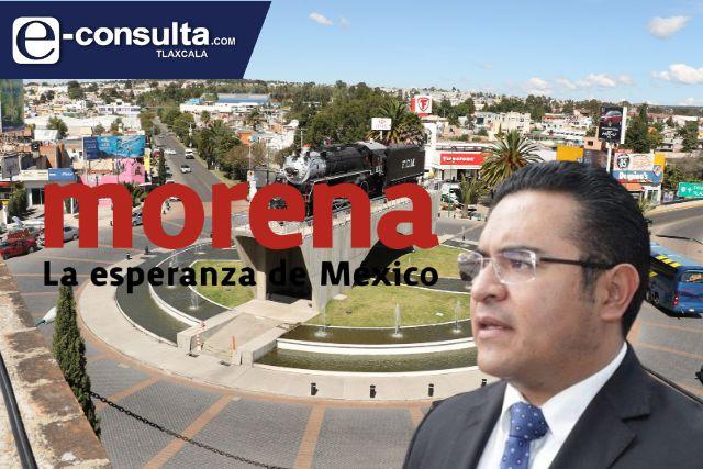 Morena tira fuerte golpe financiero al presidente de Apizaco y se desata polémica