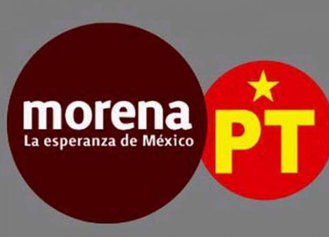 Se profundizan diferencias entre legisladores del PT y MORENA
