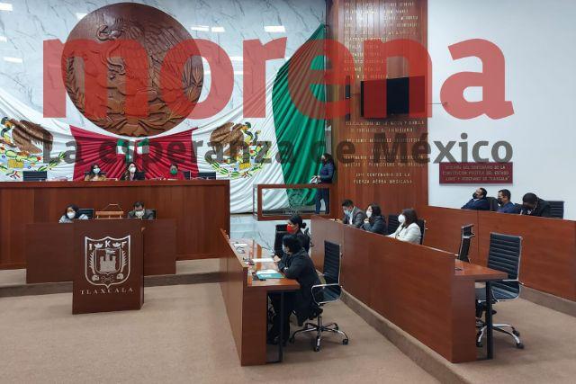 Morena se queda con el Comité de Administración del Congreso