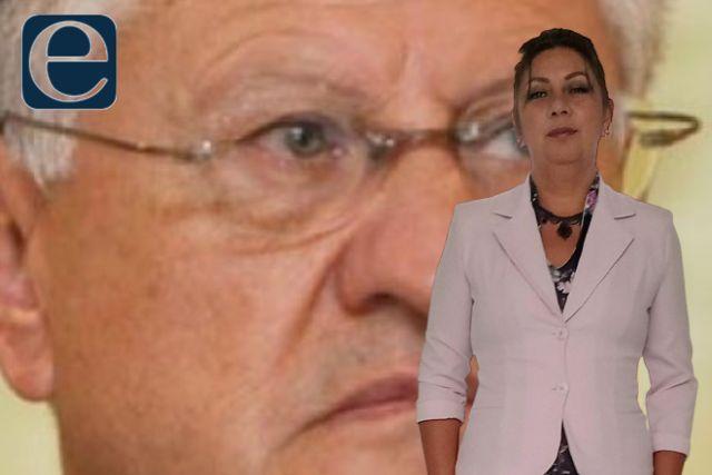 Recomendada de Sánchez Anaya en Tlaxco anda desesperada; crece su rechazo
