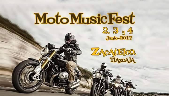 Se presentará en Zacatelco el Motomusic Fest, Bike Music All Nite 2017