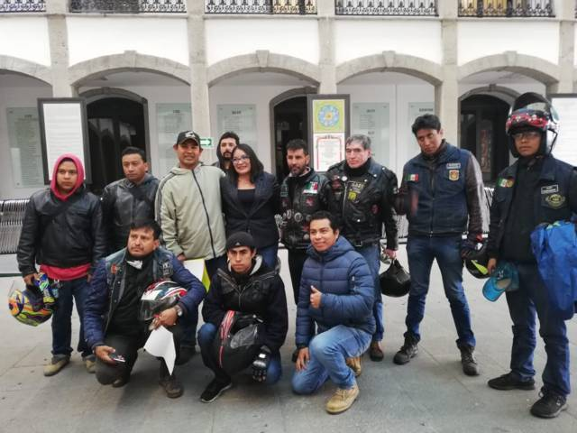 Congreso local aprueba beneficios en favor de los motociclistas de Tlaxcala
