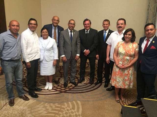 Realiza Martha Palafox gira de trabajo en República Dominicana