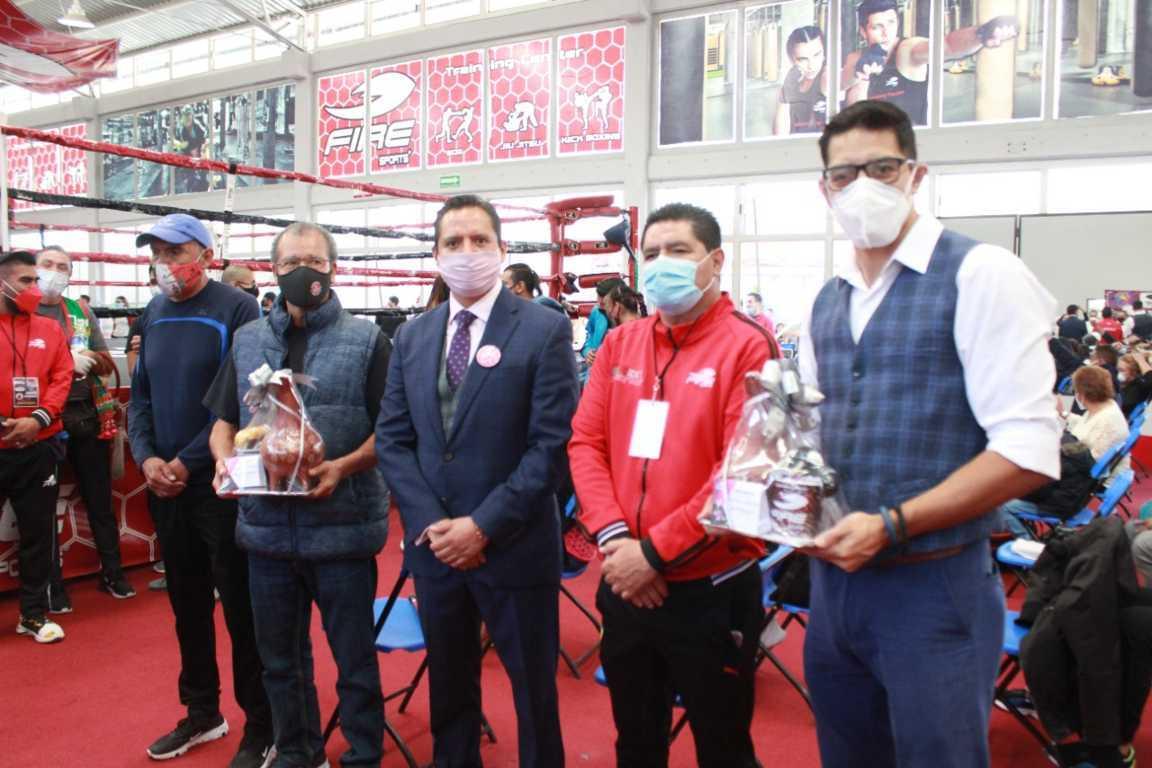 Reúne Tlaxcala a talentos deportivos del Muay Thai