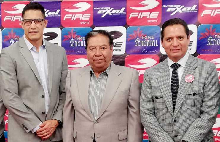 Luis Antonio Herrera proyecta a Tlaxcala a escena internacional