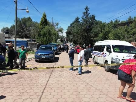 Siguen los asesinatos; matan a una mujer y policía en Tetla