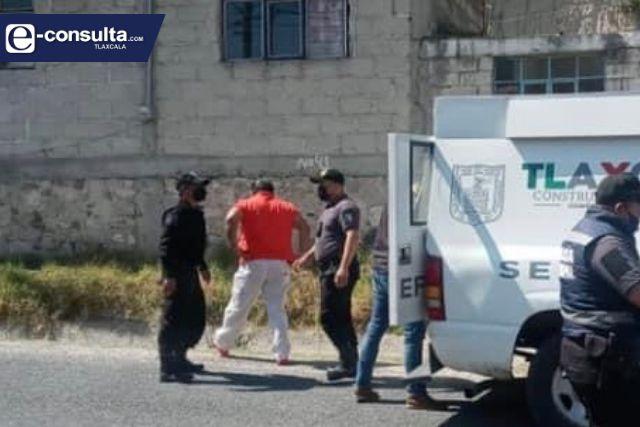 Guardia de seguridad termina con su vida ahorcándose en Totolac