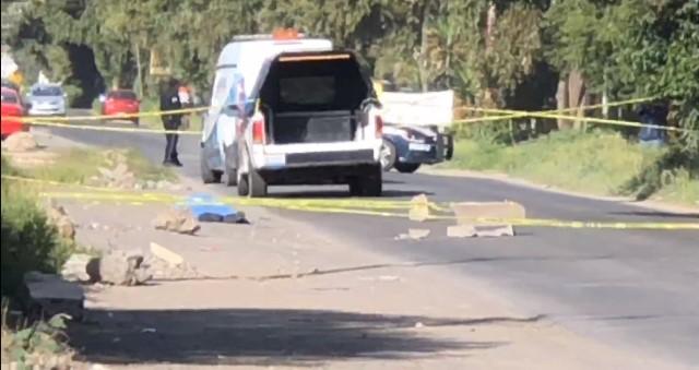 Siguen apareciendo cuerpos en Tlaxcala; dejan cadáver de un hombre