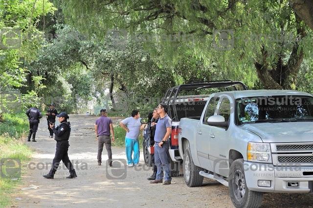 Investigarán otro asesinato múltiple  en los límites de Puebla-Tlaxcala