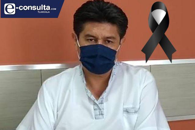 Muere Alex Ortiz Zamora, exalcalde de Apizaco de COVID-19