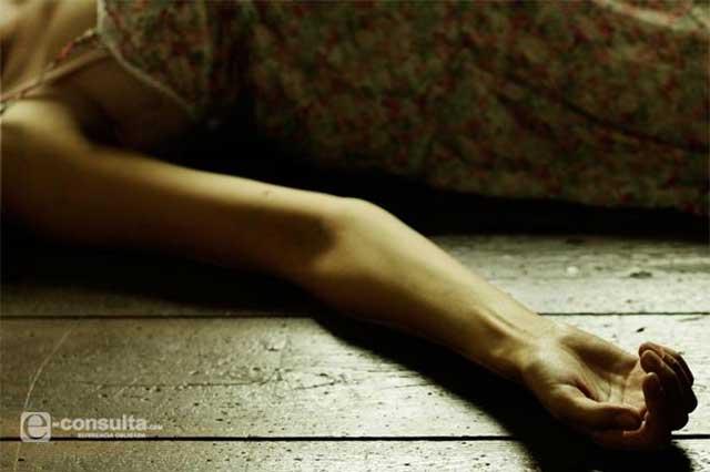 Reportan a mujer semienterrada en el municipio de Huamantla