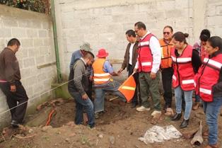 Vecinos de la Quiahuixtla Sur contarán con techumbre