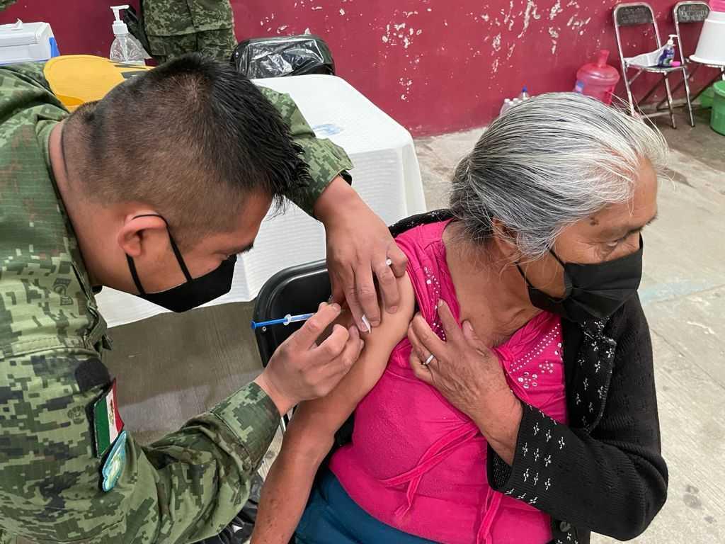 Anuncian en Tlaxcala nuevas fechas de vacunación Covid