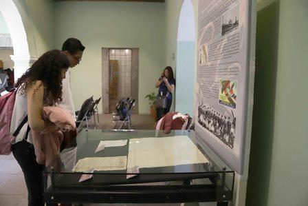 Archivo Histórico presenta documentos sobre México en la II Guerra Mundial