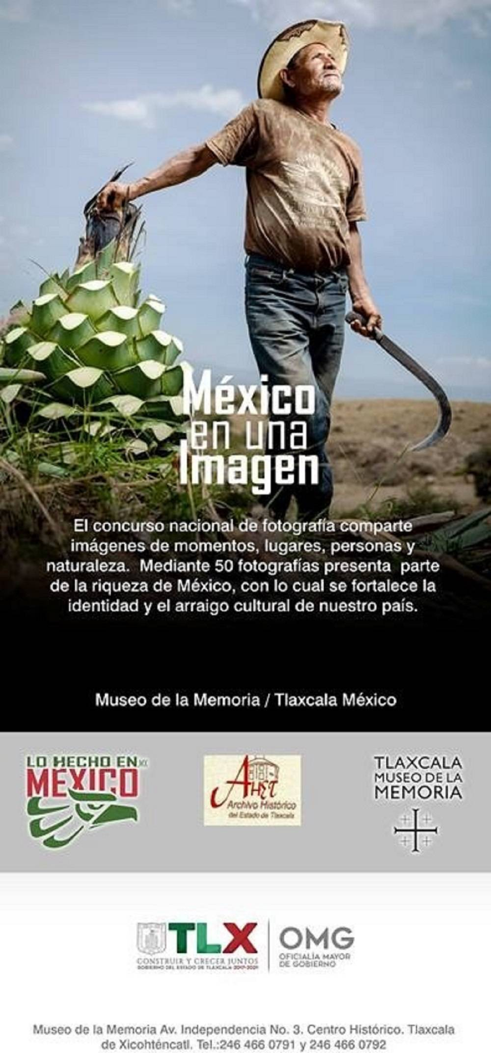 """Inaugurará Museo De La Memoria exposición """"México En Una Imagen"""""""