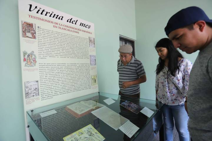 Presenta Archivo Histórico exposición documental sobre testimonios de la colonización