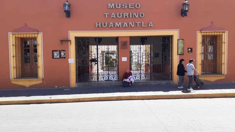 Reabren museos de Huamantla a partir de este 23 de abril