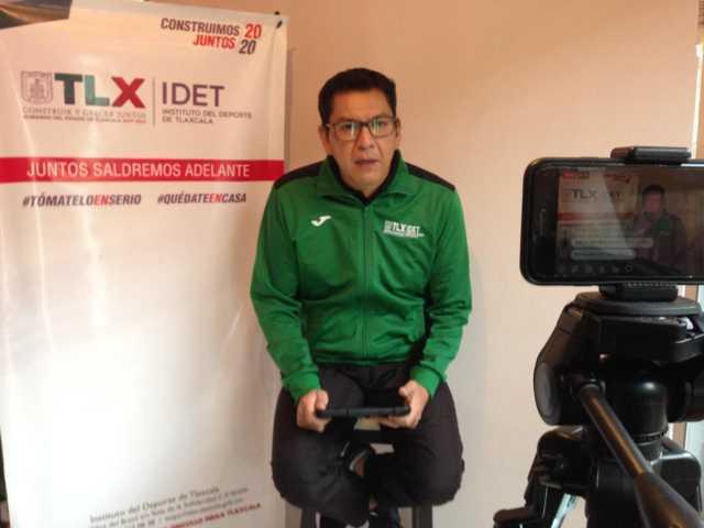 Inicia Idet ponencias en materia de cultura física y deporte