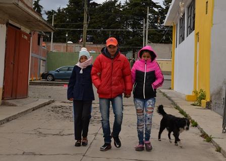 Por temporada de fríos PC municipal activa protocolos en Nanacamilpa