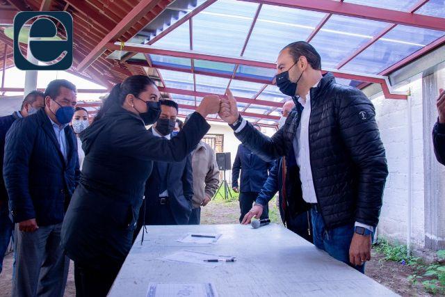 Marko Cortés va por la reelección; Tlaxcaltecas se suman a su proyecto