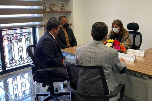 La diputada Gabriela Brito instala la comisión de Trabajo y Competitividad