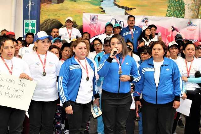 Yauhquemehcan se suma al movimiento de Un Día Sin Mujeres