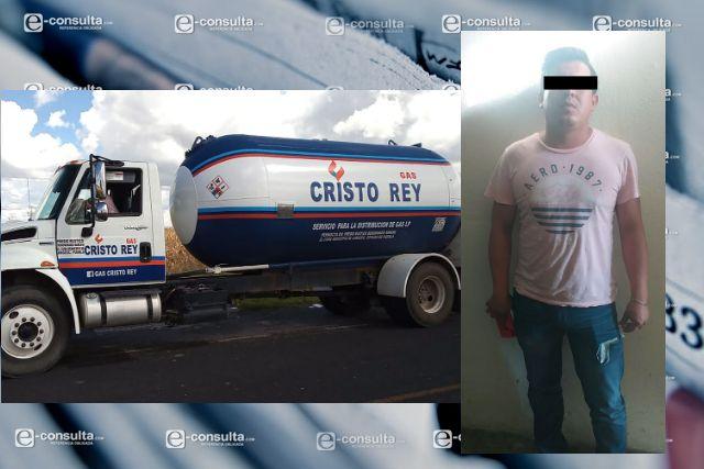 SSC asegura vehículo en Muñoz De Domingo Arenas y detiene a una persona